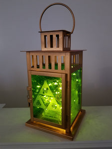 Kingdom of Hyrule inspired lantern