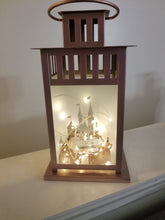 "Rose Gold ""Basic B"" Disney inspired lantern"