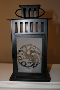 Game of Thrones Inspired Lantern