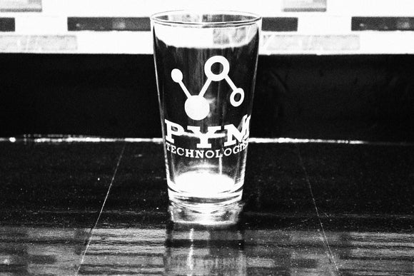 Pym Ant Man Inspired Pint Glass