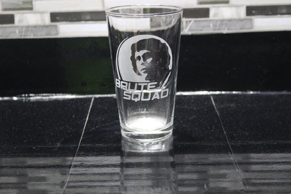 Princess Bride Brute Squad Inspired  Pint Glass