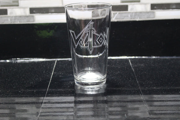 Voltron Inspired Pint Glass