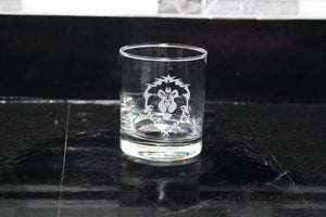 Alliance Rocks Glass