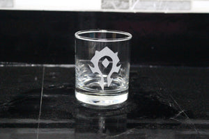 Horde Rocks Glass