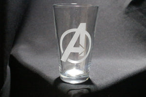 Earth's Mightiest Pint Glass