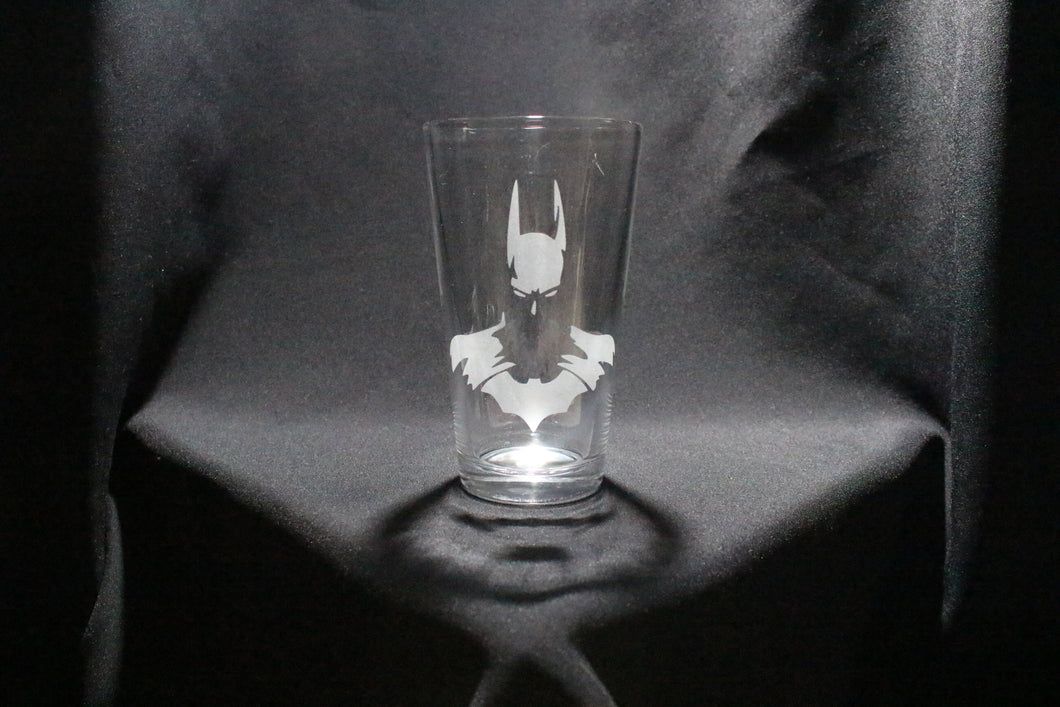 Brooding Bat Pint Glass