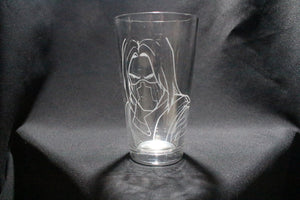 Bucky Inspired Pint Glass
