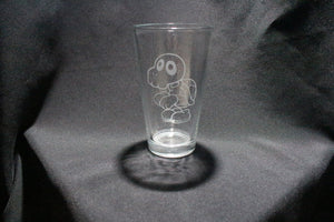 Dry Bones Inspired Pint Glass