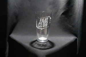 Fight Club Pint Glass