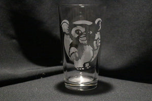 Gizmo Inspired Pint Glass