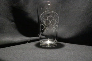 Metroid Pint Glass