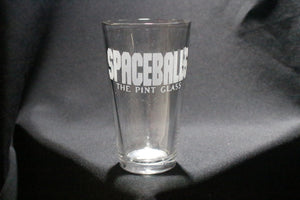 Spaceballs The Pint Glass