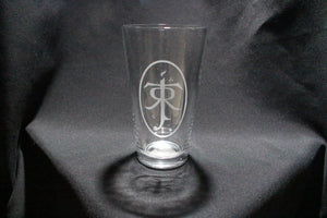 Tolkien Pint Glass