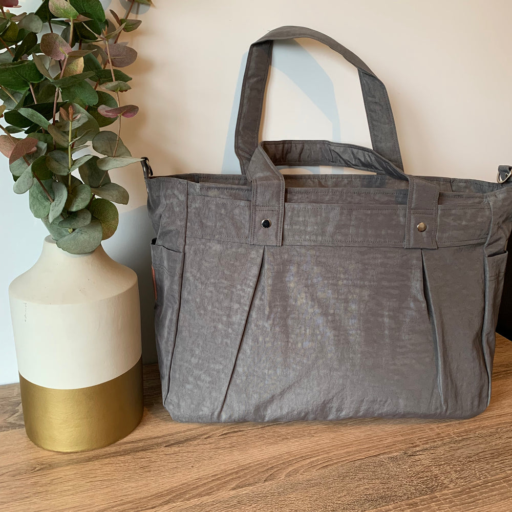 Grey A3 Teacher Carry All bag in water resistant - Teacher Carry All