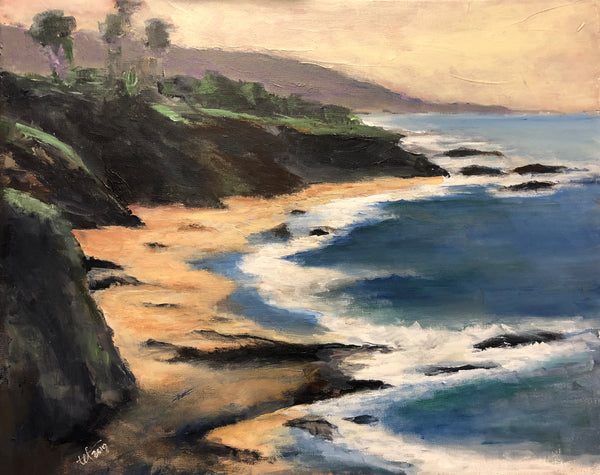 Laguna Beach Coastal Vista