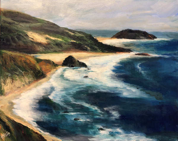 California Coast No. 3 - Big Sur