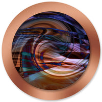 """Vortex"" Photo on Metal by Nancy Roux"