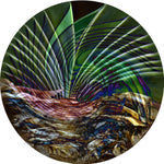"""Eruption"" Photo on Metal by Nancy Roux"