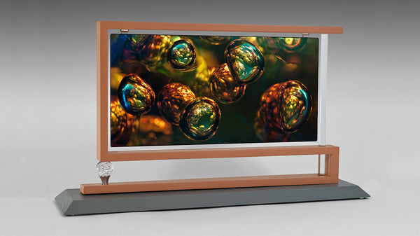 """Weightless"" Mantelpiece Works™ by Nancy Roux"