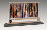 """Nature's Tapestry"", (two-sided) Mantelpiece Works™ by Nancy Roux"