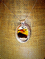 """Montana Sky"" Pendant by Joe McFaul"