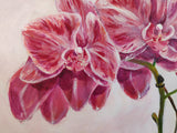 """My Hearts Orchid"" painting by Kara Elizabeth"