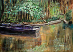 """Giverny Boating"""