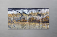 """Fjordscape 02"" Photography on Metal"