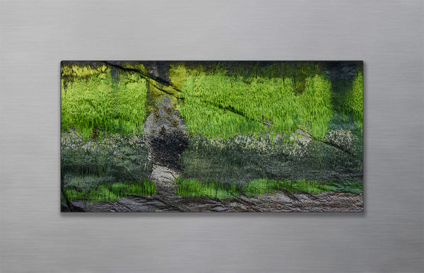 """Fjordscape 04"" Photography on Metal"