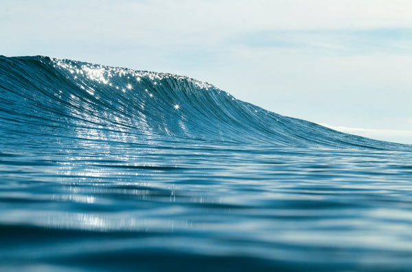 Diamonds in the Wave by Ant Green