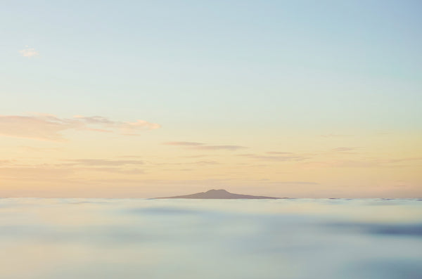 Rangitoto by Reuben James