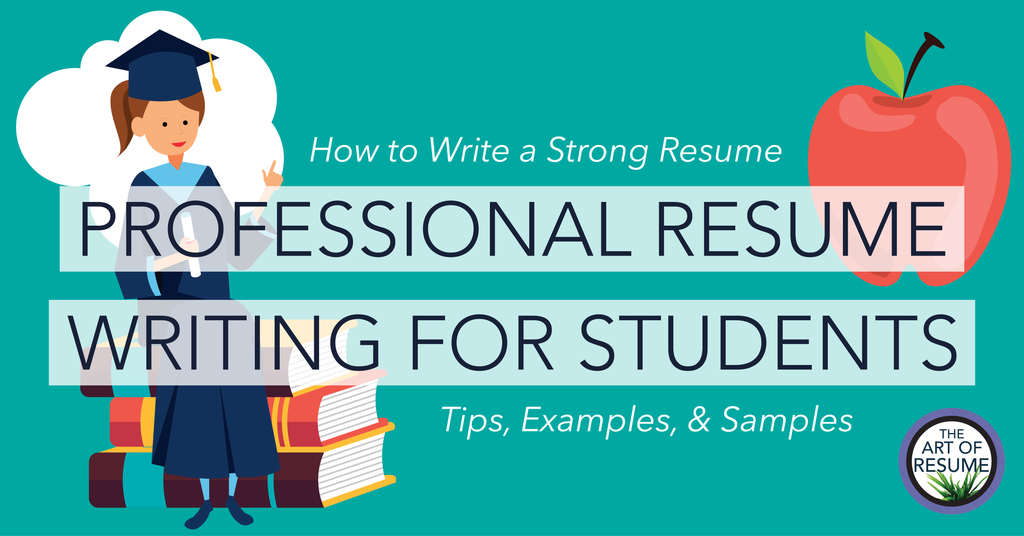 How to Write a Resume for a Student (College Grad & High School - Easy & Fast)