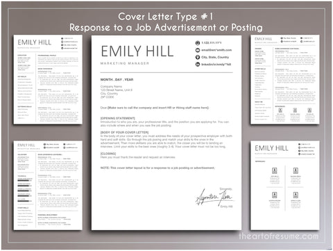 How To Write A Killer Modern Cover Letter In 2019 The Art Of Resume