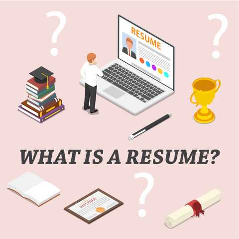 what is a resume, how to write a resume or cv template, tips and examples of how to make a resume