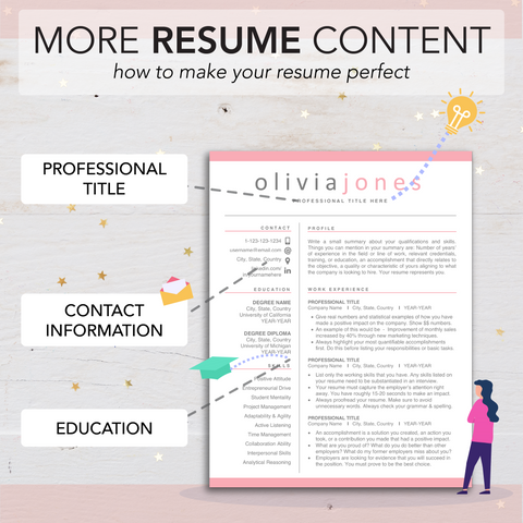 what should you put in your resume, the art of resume writing, how to write a resume cv template, resume examples