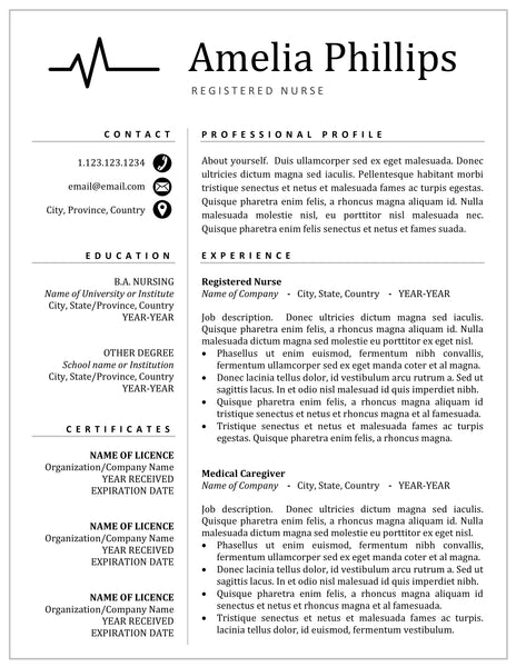 Easy Ways To Make The Best Resume Design Samples The Art Of Resume