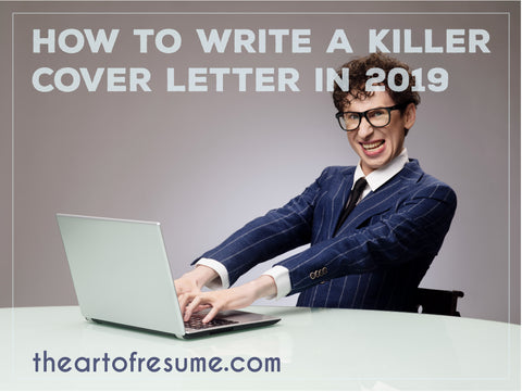 How to Write a Killer Cover Letter in 2019 with The Art of Resume - Modern Professional Resume Templates