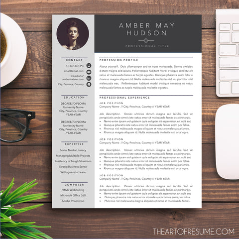 resume template example 2019 how to write a resume writing tips