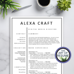 The Art of Resume Template Design - Instantly Download Resume Templates with Free Cover Letter
