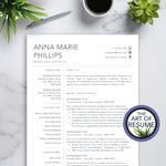 Resume Template Design Bundle - The Art of Resume - Free Cover Letter
