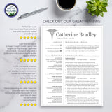 Reviews - Resume for Nursing, Medical Technician, Doctor