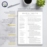 The Art of Resume - Resume & CV Template Reviews