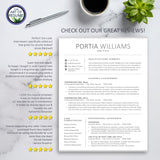 Creative Resume, Professional CV Template Bundle