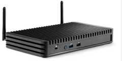 Intel Nuc Rugged Chassis Element, Dual Lan, M.2(0/2), Gb E Lan(2), Hdmi(2),No Pwr Cord, 3 Yr