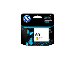 Hp 65 Tri Color Original Ink Cartridge