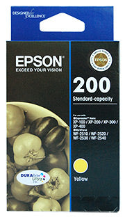 Epson 200 Std Cap DURABrite Ultra Yellow ink