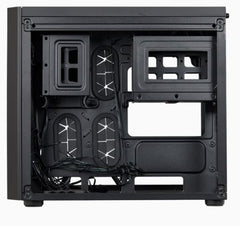 CORSAIR Crystal Series 280X RGB Micro-ATX Case, Black