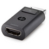 HP DisplayPort to HDMI 1.4 Adapter, 1 Year Limited Warranty