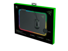 Razer Firefly V2   Hard Surface Mouse Mat With Chroma