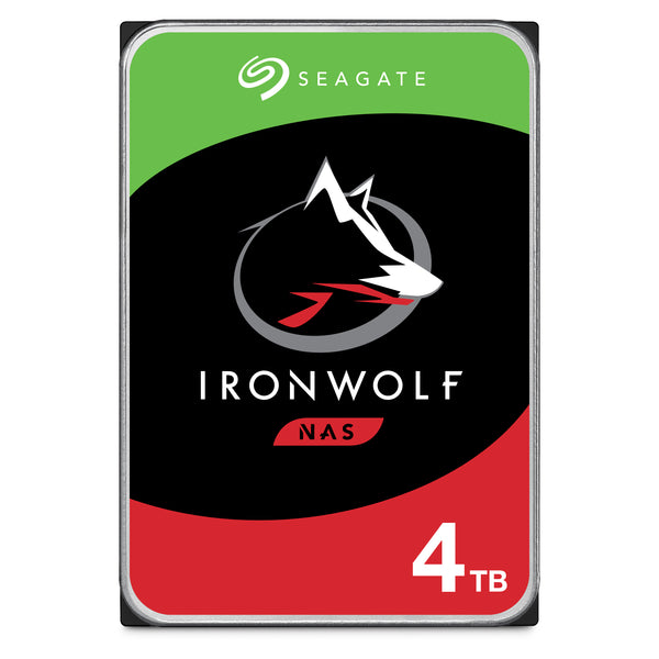 "Iron Wolf Pro Nas Hdd 3.5"" 4 Tb Sata 7200 Rpm 128 Mb Cache No Encryption 5 Yrs"